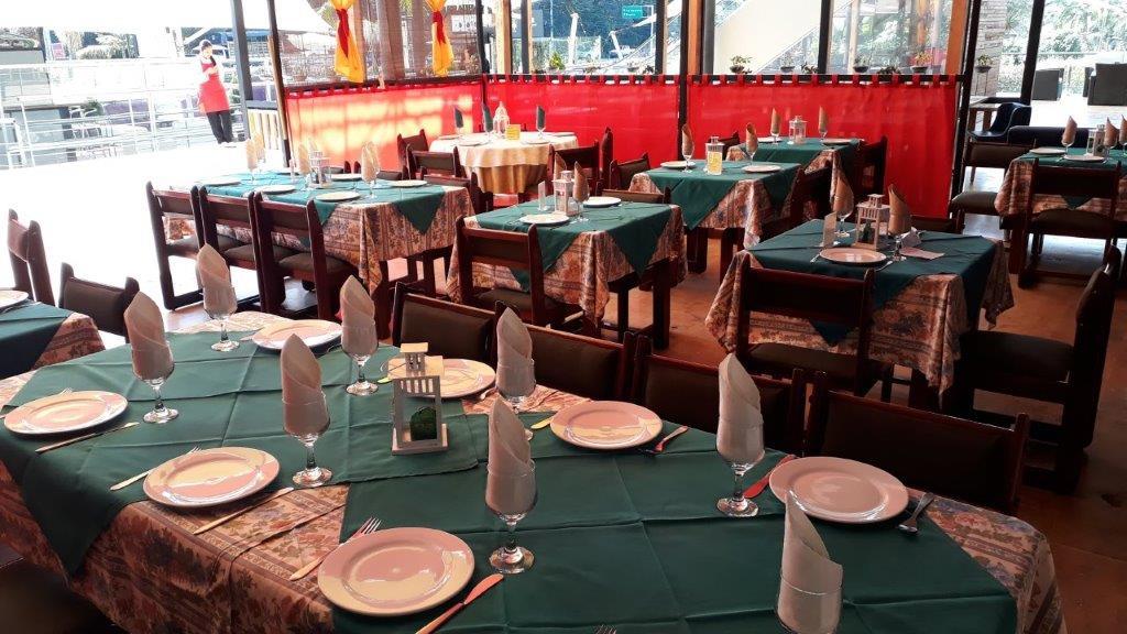 C'est peut-être votre futur restaurant à Medellín – offre MED024