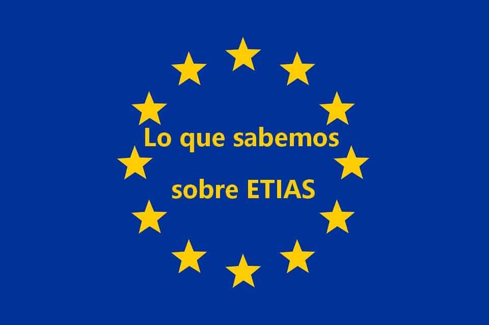 L'ETIAS, nouveau permis pour entrer en Europe