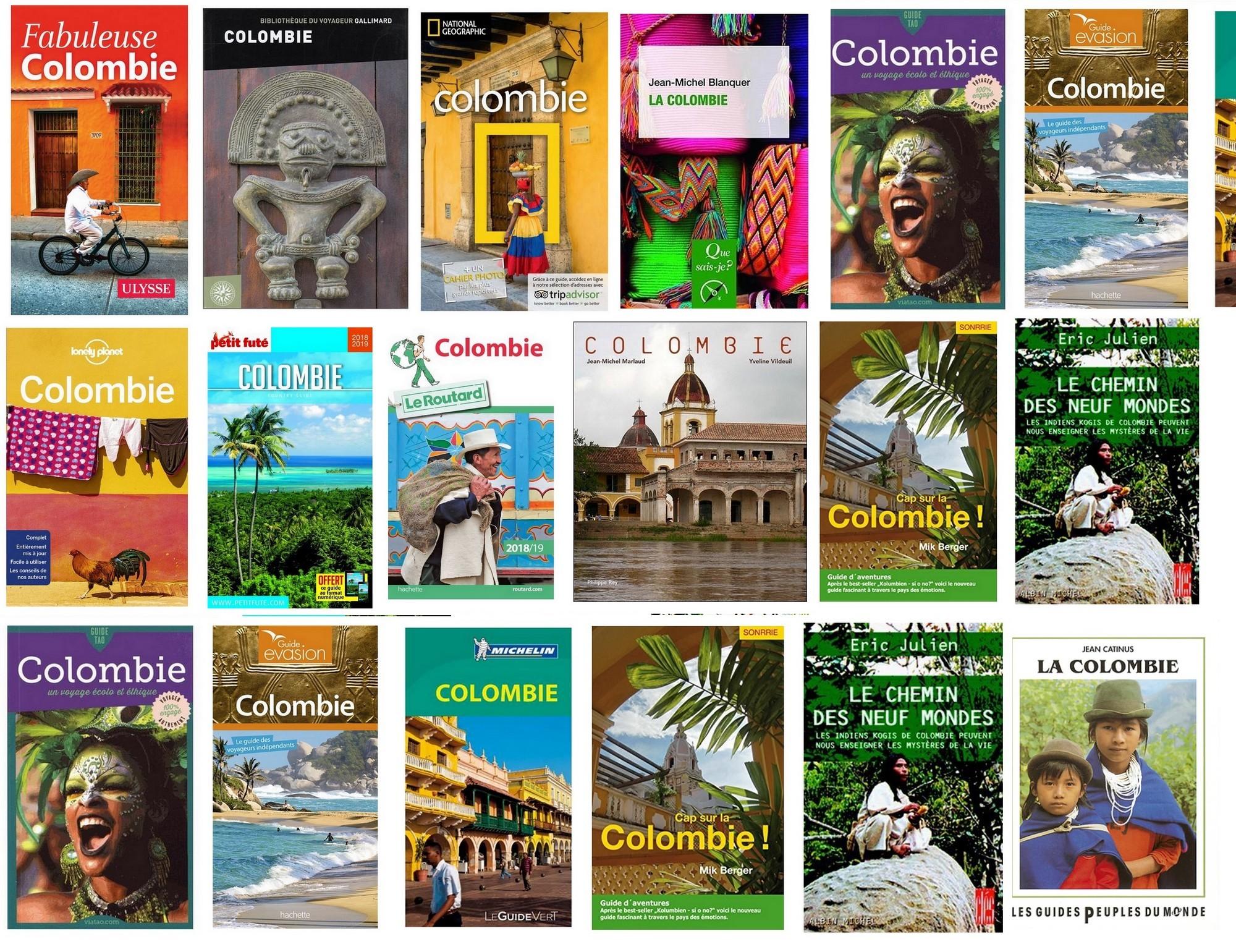 Colombie, quel guide de voyage choisir?